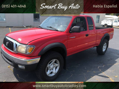 2001 Toyota Tacoma for sale at Smart Buy Auto in Bradley IL
