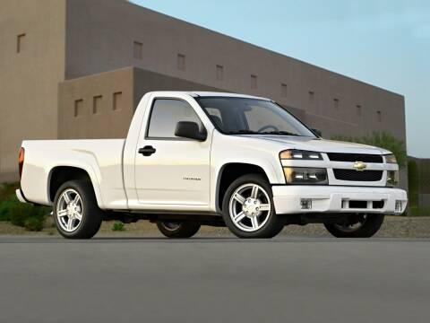 2007 Chevrolet Colorado for sale at Bill Gatton Used Cars in Johnson City TN