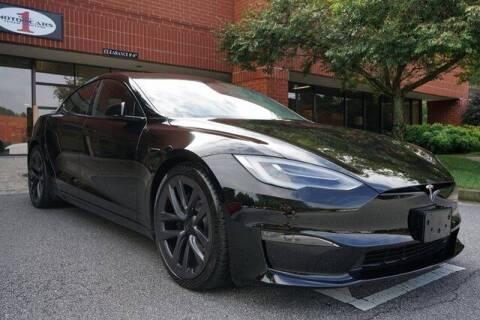 2021 Tesla Model S for sale at Team One Motorcars, LLC in Marietta GA