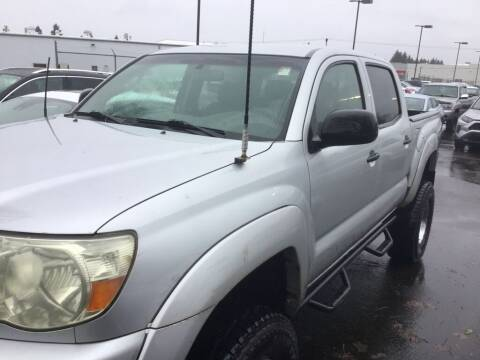 2007 Toyota Tacoma for sale at Royal Moore Custom Finance in Hillsboro OR