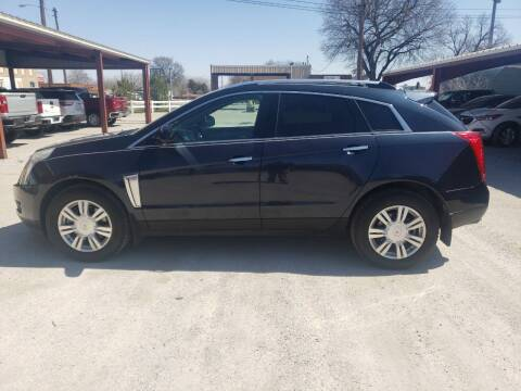 2016 Cadillac SRX for sale at Faw Motor Co in Cambridge NE