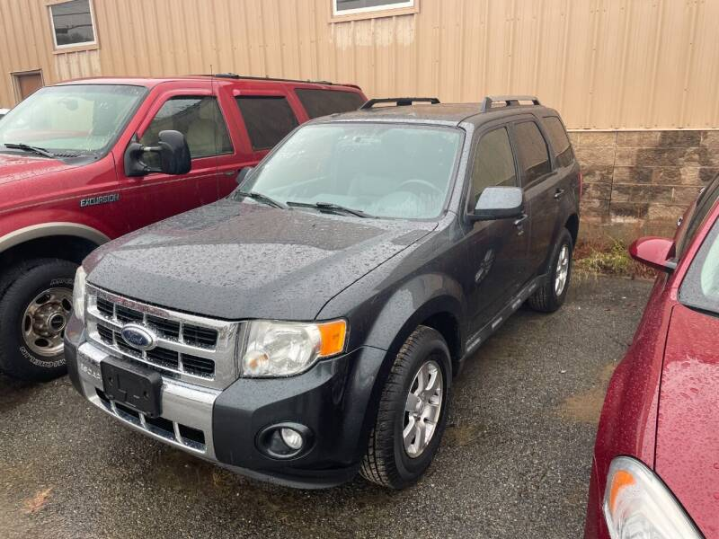 2009 Ford Escape for sale at Randys Auto Sales in Gardner MA