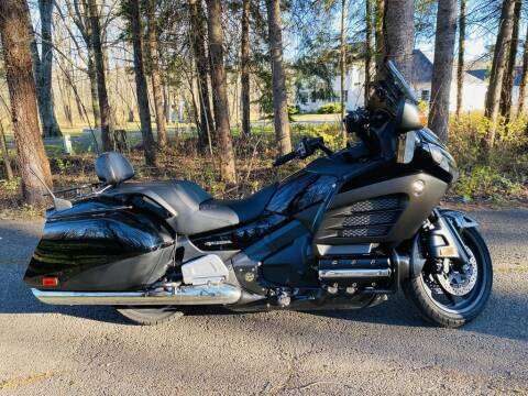 2013 Honda Gold Wing F6B for sale at Street Track n Trail in Conneaut Lake PA