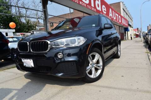 2016 BMW X5 for sale at HILLSIDE AUTO MALL INC in Jamaica NY
