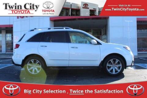 2012 Acura MDX for sale at Twin City Toyota in Herculaneum MO