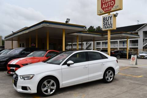 2017 Audi A3 for sale at Houston Used Auto Sales in Houston TX