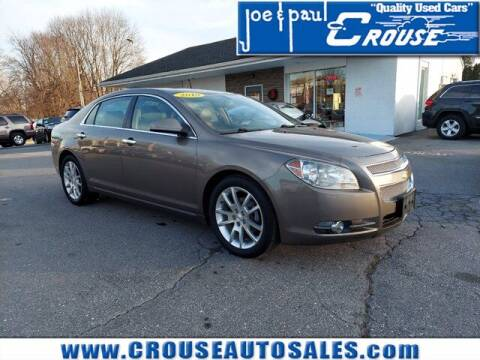 2010 Chevrolet Malibu for sale at Joe and Paul Crouse Inc. in Columbia PA