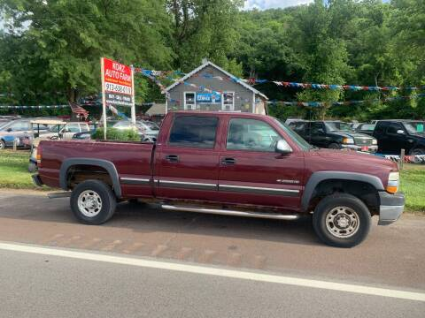 2001 Chevrolet Silverado 2500HD for sale at Korz Auto Farm in Kansas City KS