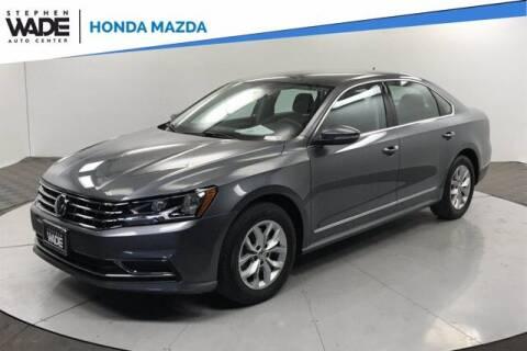 2017 Volkswagen Passat for sale at Stephen Wade Pre-Owned Supercenter in Saint George UT