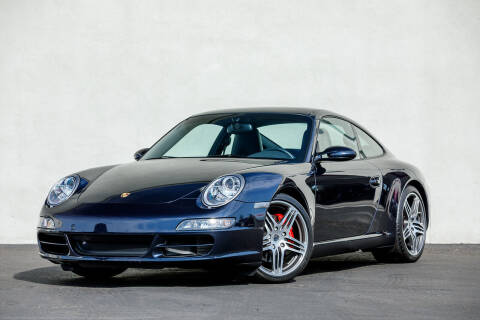 2008 Porsche 911 for sale at Nuvo Trade in Newport Beach CA