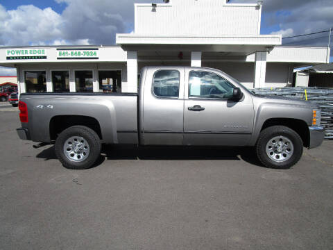 2012 Chevrolet Silverado 1500 for sale at Power Edge Motorsports- Millers Economy Auto in Redmond OR