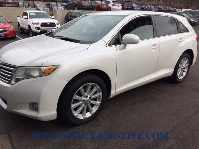 2011 Toyota Venza for sale at J & M Automotive in Naugatuck CT