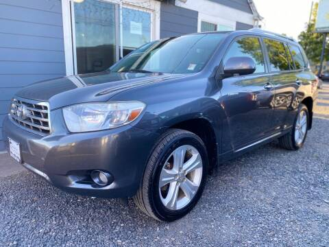 2010 Toyota Highlander for sale at Universal Auto INC in Salem OR
