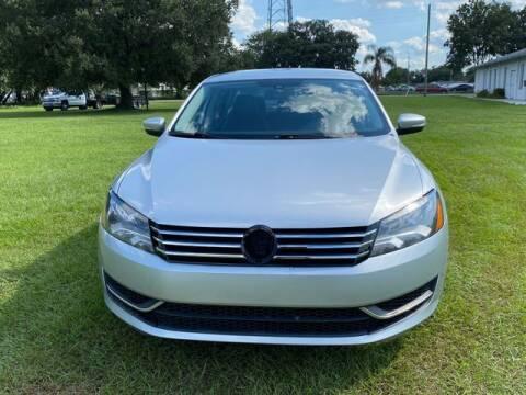 2015 Volkswagen Passat for sale at AM Auto Sales in Orlando FL