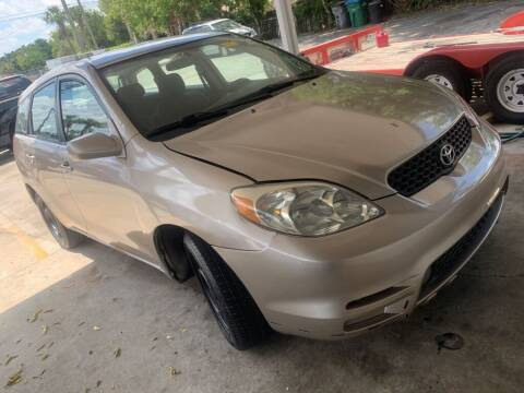 2003 Toyota Matrix for sale at Auto America in Ormond Beach FL