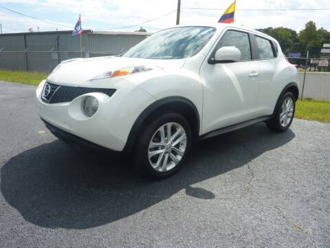 2013 Nissan JUKE for sale at Roswell Auto Imports in Austell GA