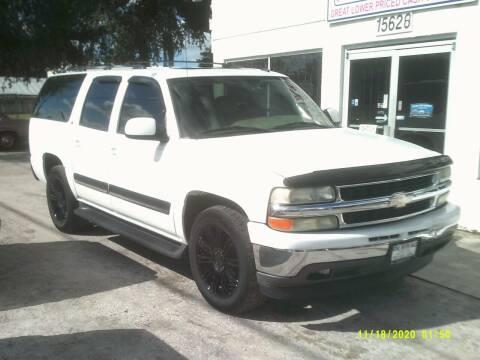 2006 Chevrolet Suburban for sale at ROYAL MOTOR SALES LLC in Dover FL