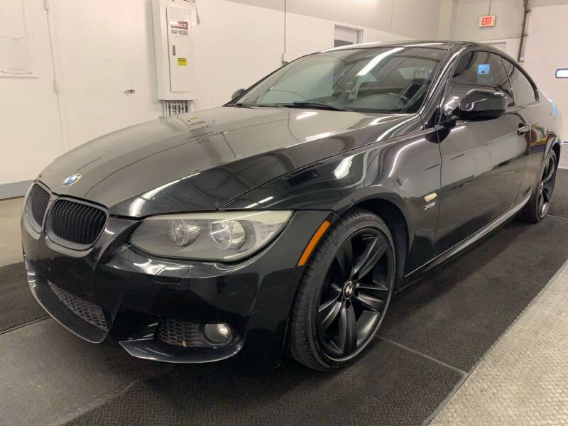 2012 BMW 3 Series for sale at TOWNE AUTO BROKERS in Virginia Beach VA