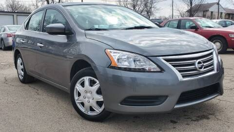 2015 Nissan Sentra for sale at Wyss Auto in Oak Creek WI