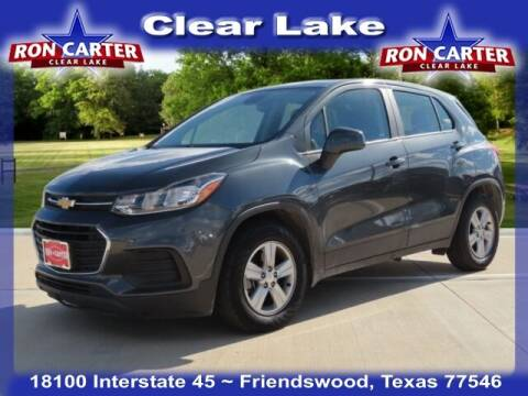 2020 Chevrolet Trax for sale at Ron Carter  Clear Lake Used Cars in Houston TX