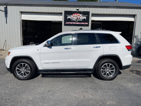 2014 Jeep Grand Cherokee for sale at Jack Foster Used Cars LLC in Honea Path SC