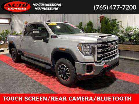 2020 GMC Sierra 2500HD for sale at Auto Express in Lafayette IN