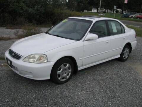2000 Honda Civic for sale at Iron Horse Auto Sales in Sewell NJ