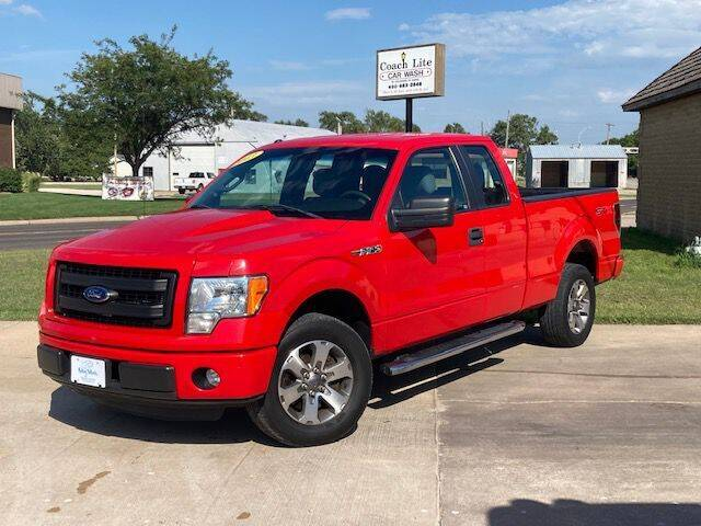 2013 Ford F-150 for sale at Rolling Wheels LLC in Hesston KS