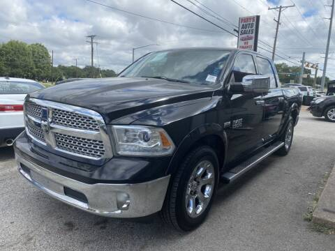 2013 RAM Ram Pickup 1500 for sale at Pary's Auto Sales in Garland TX