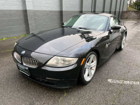 2007 BMW Z4 for sale at APX Auto Brokers in Lynnwood WA