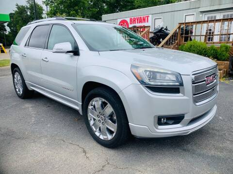 2015 GMC Acadia for sale at BRYANT AUTO SALES in Bryant AR