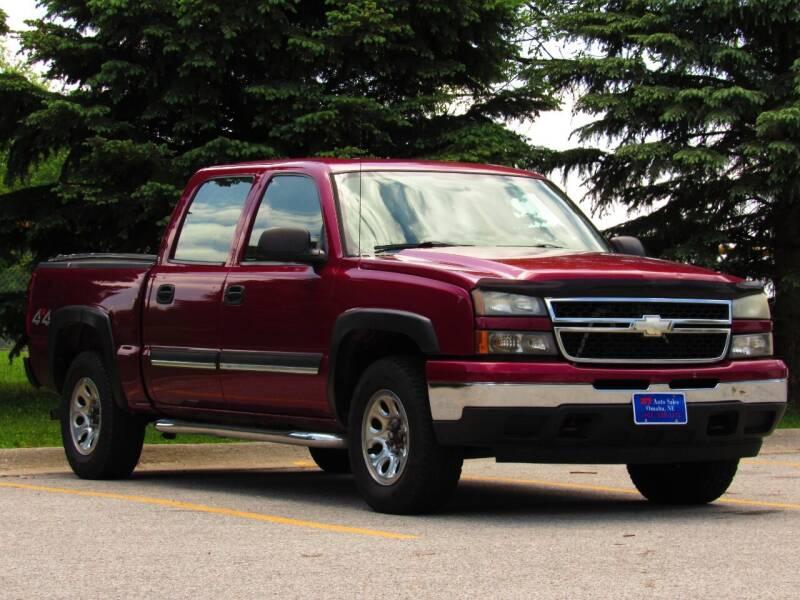 2006 Chevrolet Silverado 1500 for sale at NY AUTO SALES in Omaha NE
