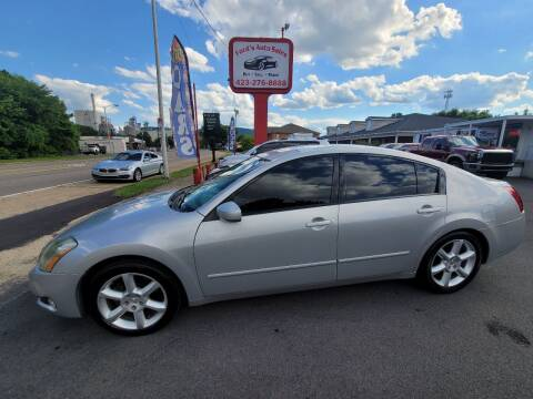 2006 Nissan Maxima for sale at Ford's Auto Sales in Kingsport TN