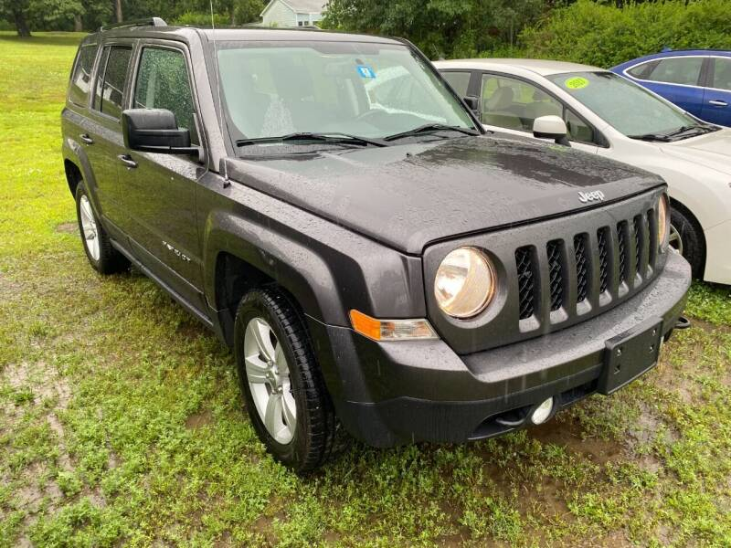 2016 Jeep Patriot for sale at Wright's Auto Sales LLC in Townshend VT