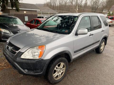 2004 Honda CR-V for sale at Trocci's Auto Sales in West Pittsburg PA
