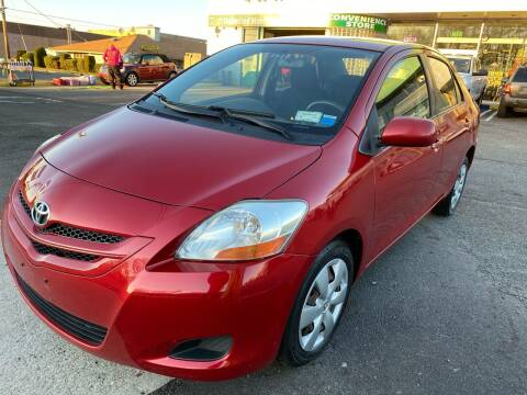 2007 Toyota Yaris for sale at MFT Auction in Lodi NJ