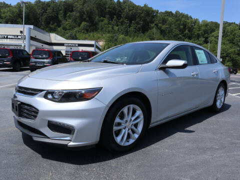 2018 Chevrolet Malibu for sale at RUSTY WALLACE KIA OF KNOXVILLE in Knoxville TN