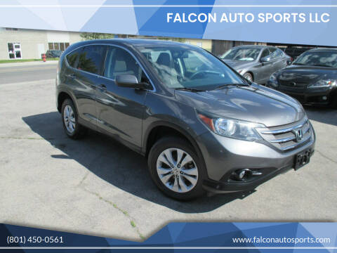 2014 Honda CR-V for sale at Falcon Auto Sports LLC in Murray UT