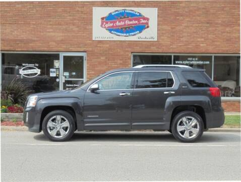 2015 GMC Terrain for sale at Eyler Auto Center Inc. in Rushville IL