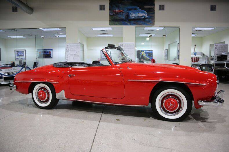 1956 Mercedes-Benz 190-Class for sale in Chatsworth, CA