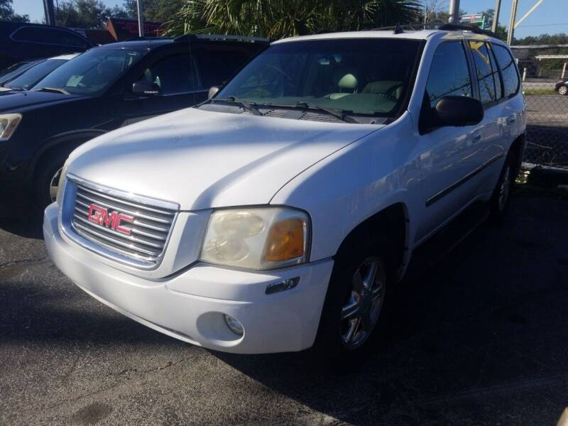 2007 GMC Envoy for sale at Castle Used Cars in Jacksonville FL