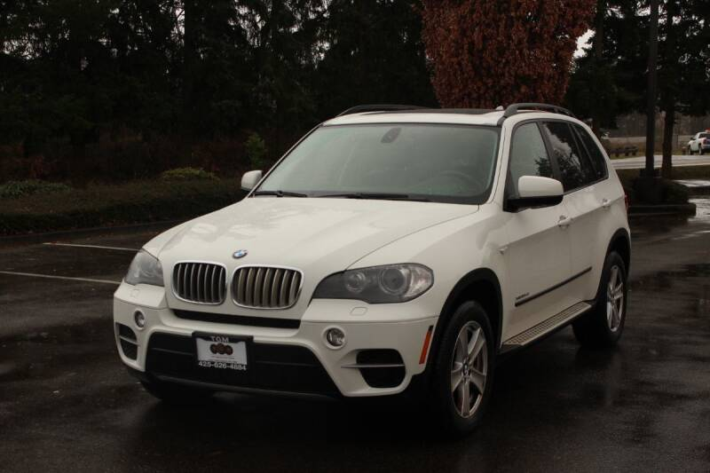 2011 BMW X5 for sale at Top Gear Motors in Lynnwood WA