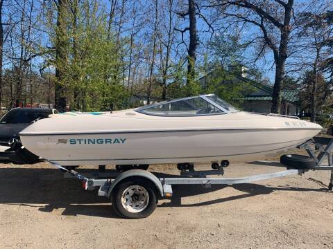 1995 Stingray 556zp for sale at Official Auto Sales in Plaistow NH
