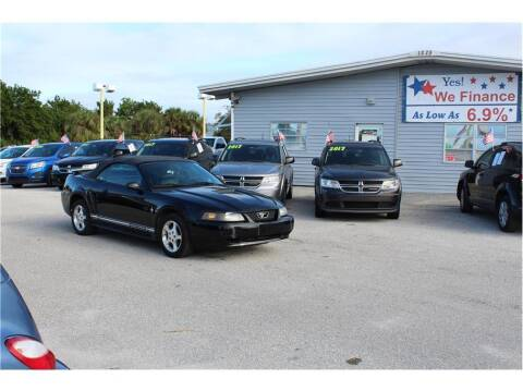 2001 Ford Mustang for sale at My Value Car Sales - Upcoming Cars in Venice FL