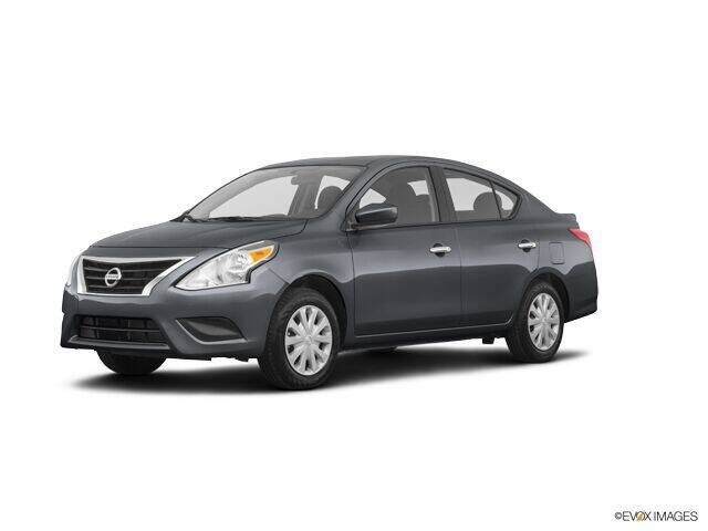 2019 Nissan Versa for sale at TETERBORO CHRYSLER JEEP in Little Ferry NJ