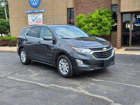2019 Chevrolet Equinox for sale at Mighty Motors in Adrian MI