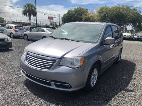 2013 Chrysler Town and Country for sale at Lamar Auto Sales in North Charleston SC
