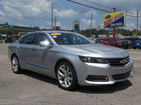 2020 Chevrolet Impala for sale at Discount Auto Sales in Pell City AL