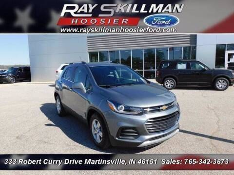 2019 Chevrolet Trax for sale at Ray Skillman Hoosier Ford in Martinsville IN