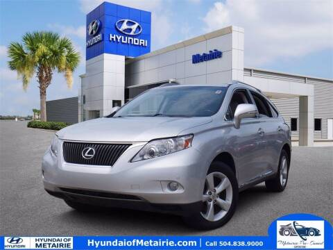 2012 Lexus RX 350 for sale at Metairie Preowned Superstore in Metairie LA